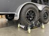 Trailer Valet Trailer Wheel Dolly Set for Tandem Axle Trailers 1250 lbs Capacity TV74FR