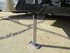 Trailer Valet JXC Trailer Jack w/ Footplate and Drill Powered Option - A-Frame - Sidewind - 5K No Drop Leg TV94FR
