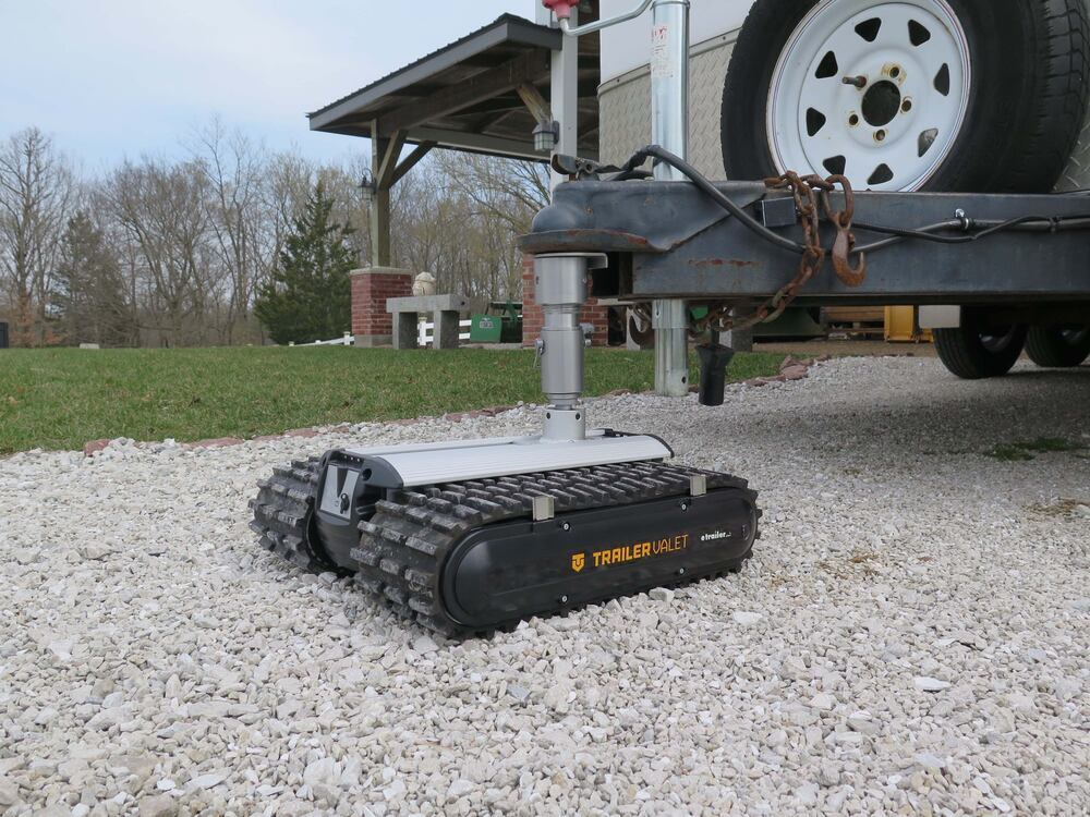 Trailer Valet RVR5 Remote-Controlled Trailer Dolly - Wireless Remote - 5,500 lbs 5500 lbs Capacity TVRVR5