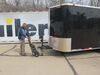 """Trailer Valet XL-Pro Trailer Dolly - Drill-Powered - 2"""" and 2-5/16"""" Hitch Ball - 1,200 TW 1200 lbs Capacity TVXLPK"""
