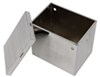 Tow-Rax Aluminum - Polished Battery Boxes - TWSP12BP
