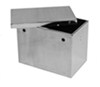 Battery Boxes TWSP14BP - 14L x 9W x 10-3/8D Inch - Tow-Rax