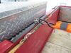 0  tie down anchors tow-rax trailer tie-down track systems and l-track - domed anodized black aluminum 18 inch long