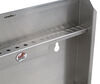 "Tow-Rax Aluminum Tool Cabinet w/ Folding Tray - 30"" Tall x 25-3/4"" Wide x 4-3/4"" Deep Pre-Drilled Holes TWSP30ATC"