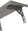 "Tow-Rax Wall Mounted Folding Table - Aluminum - 45-1/2"" Long x 18-1/2"" Wide 45-1/2 Inch Long TWSP45HFTA"