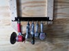 0  trailer cargo organizers tow-rax hooks and hangers tool rack in use