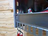 0  trailer cargo organizers tow-rax cabinets and shelves helmet shelf in use