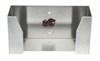 "Tow-Rax Disposable-Glove Dispenser Tray - Aluminum - 10"" x 5"" x 3-1/3"" Gloves Holder TWSPGD"
