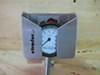 Tow-Rax Air Pressure Gauge Holder - Aluminum Air Pressure Gauge Holder TWSPSAGHA