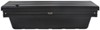 TruXedo TonneauMate Truck Bed Toolbox - Crossover Style - Poly Tub with Aluminum Rails Black TX1117416