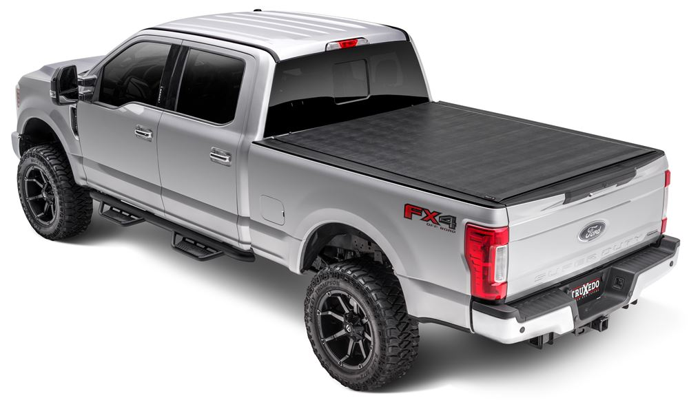 Truxedo Requires Tools for Removal Tonneau Covers - TX1597701