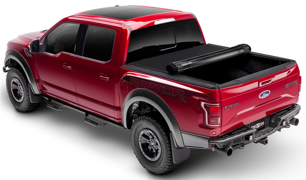 TX1598316 - Requires Tools for Removal Truxedo Tonneau Covers