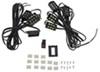 truxedo truck bed lights flexible light led b-light lighting system for beds - hardwired