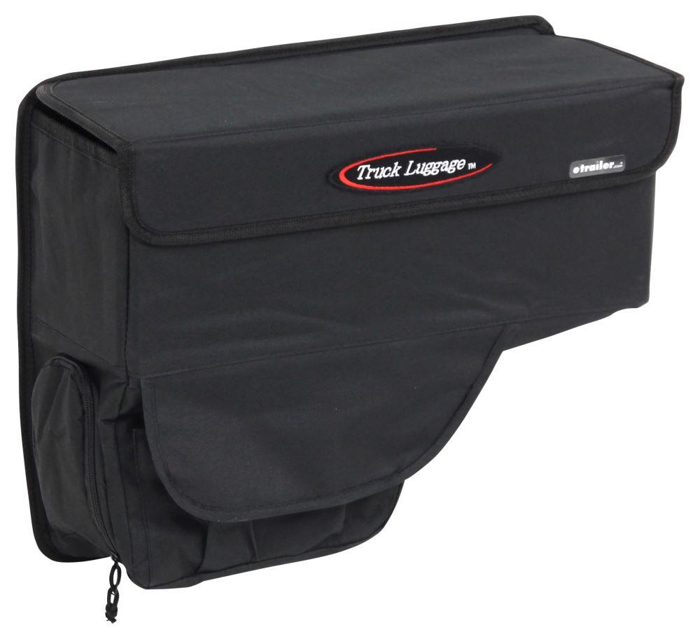 """TruXedo Truck Luggage SaddleBag Rail Mounted Storage Box - 18"""" x 6"""" x 12-1/2"""" Saddle Bag TX1705213"""