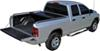 truxedo tonneau covers roll-up lo pro soft cover - black