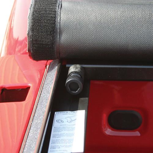 Truxedo Edge Soft Roll Up Tonneau Cover Truxedo Tonneau Covers Tx870601