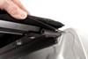 TruXedo Lo Pro Soft Roll-up Tonneau Cover - Black Low Profile TX545901