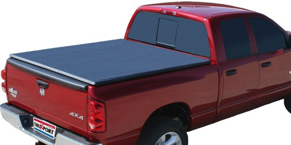 TruXedo TruXport Soft, Roll-Up Tonneau Cover Requires Tools for Removal TX253301