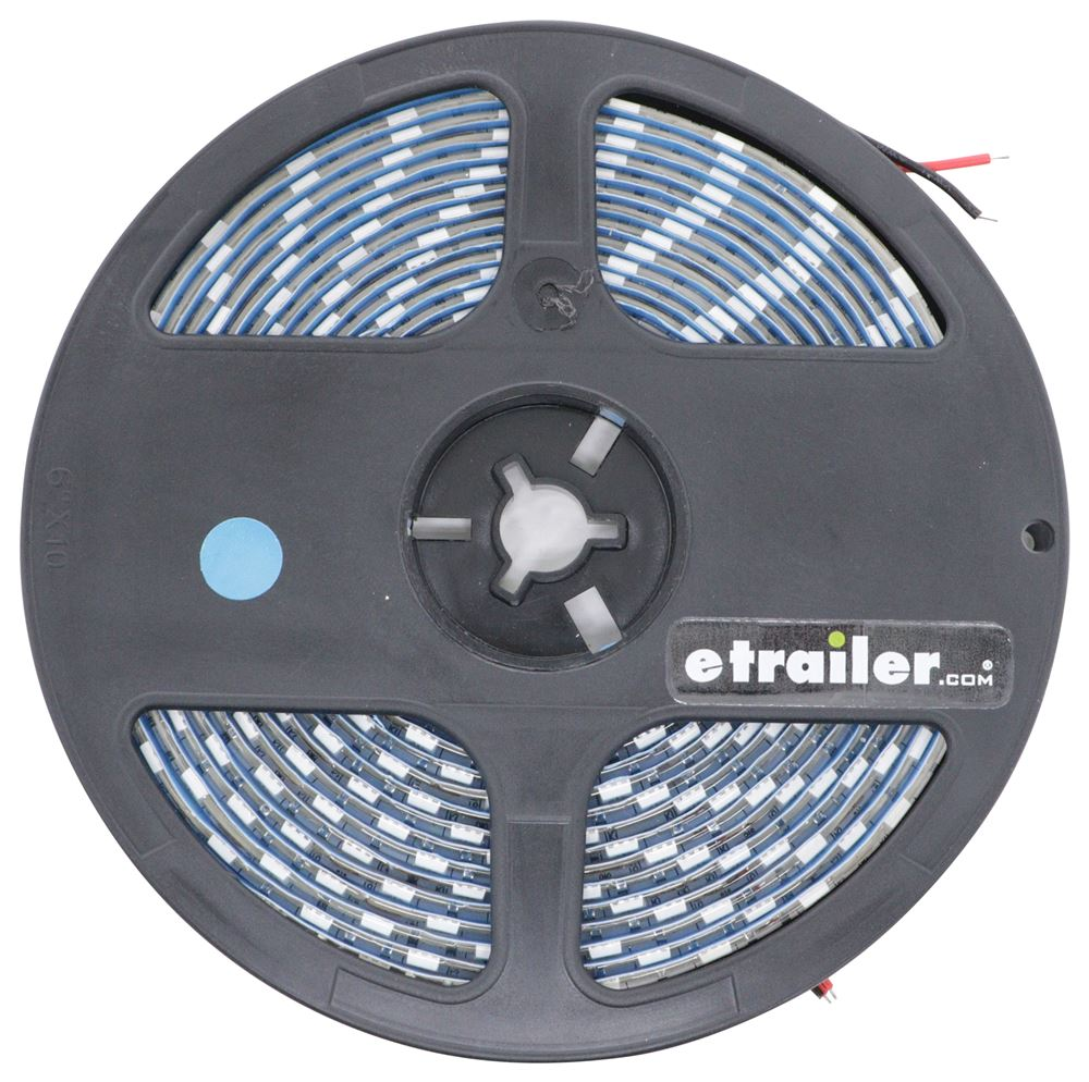 Optronics Flexible LED Light Strip - Weatherproof - Blue - 17' Long Blue UCL90BCB