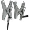 Ultra-Fab Products Wheel Chock,Wheel Stabilizer - UF21-001070