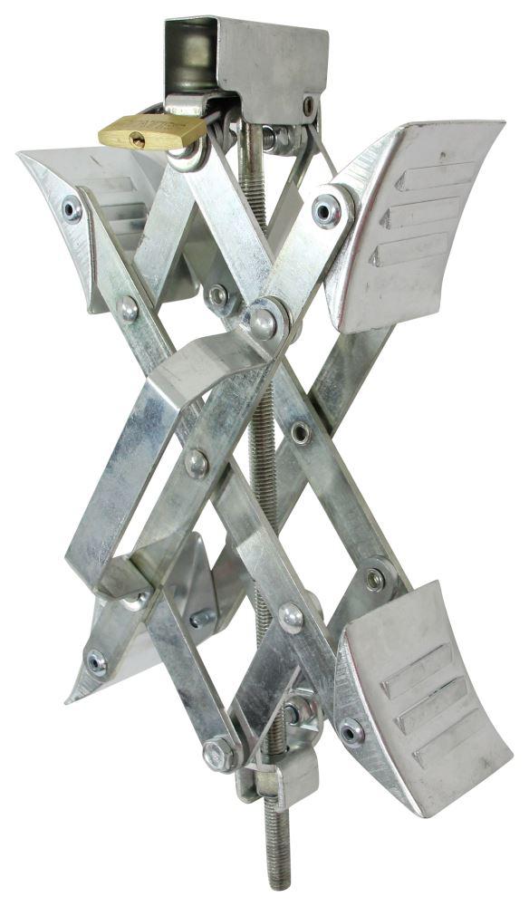 Ultra-Fab Products Wheel Chock,Wheel Stabilizer - UF21-001090