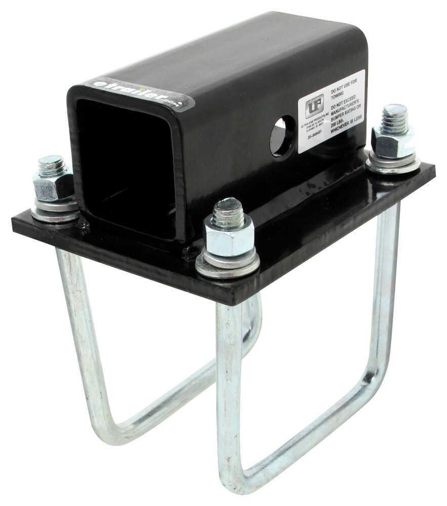 MAXXHAUL 50173 Hitch Receiver for RV Bumper