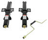UF48-979002 - Bolt-On,Weld-On Ultra-Fab Products Camper Jacks