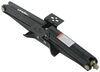 ultra-fab products camper jacks  bolt-on weld-on ultra scissor jack - 24 inch lift 6 500 lbs