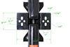 ultra-fab products camper jacks leveling jack stabilizer ultra scissor - 24 inch lift 6 500 lbs qty 2