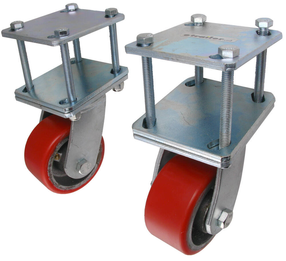 UF48-979014 - 4 Inch Diameter Wheel Ultra-Fab Products Hitch Mount