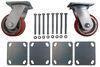 UF48-979014 - Bolt-On Ultra-Fab Products Skid Wheels