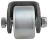 "Ultra-Fab Steel Mini-Roller for Trailers and RVs - Weld On - 1-1/2"" Wide x 2-1/2"" Tall 2-1/2 Inch Diameter Roller UF48-979022"