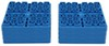 RV Leveling Blocks UF48-979052 - Blue - Ultra-Fab Products