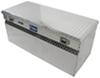 uws trailer cargo organizers toolbox 48 inch standard chest for hitch carrier - 11.1 cu ft bright aluminum