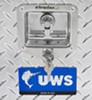 uws truck toolbox side rail 48 inch long
