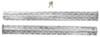 uws truck toolbox side rail 48 inch long bed - single door topsider 6.3 cu ft bright aluminum
