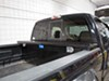 UWS Low Profile Truck Bed Toolbox - Narrow Crossover Style - Slim Line - 6.5 cu ft - Gloss Black 12 Inch Wide UWS07045 on 2008 Ford F-250 and F-350 Su
