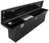 UWS Low Profile Truck Bed Toolbox - Narrow Crossover Style - Slim Line - 6.5 cu ft - Gloss Black Small Capacity UWS07045