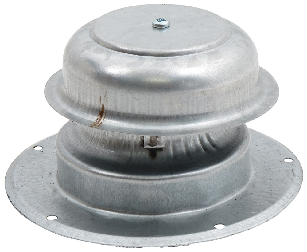 Ventline Silver RV Vents and Fans - V2084