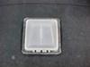 """Ventline Ventadome Trailer Roof Vent - Manual - 14-1/4"""" x 14-1/4"""" - White No Fan V2092SP-28"""