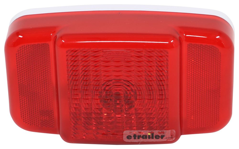 Peterson Red Trailer Lights - V457