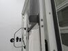 0  rv door parts valterra screen push bar - 21-5/8 inch to 28-5/8 long silver and black