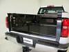 Stromberg Carlson 100 Series 5th Wheel Tailgate with Open Design for GM Trucks Open-Design Tailgate VGM-14-100 on 2016 Chevrolet Silverado 2500