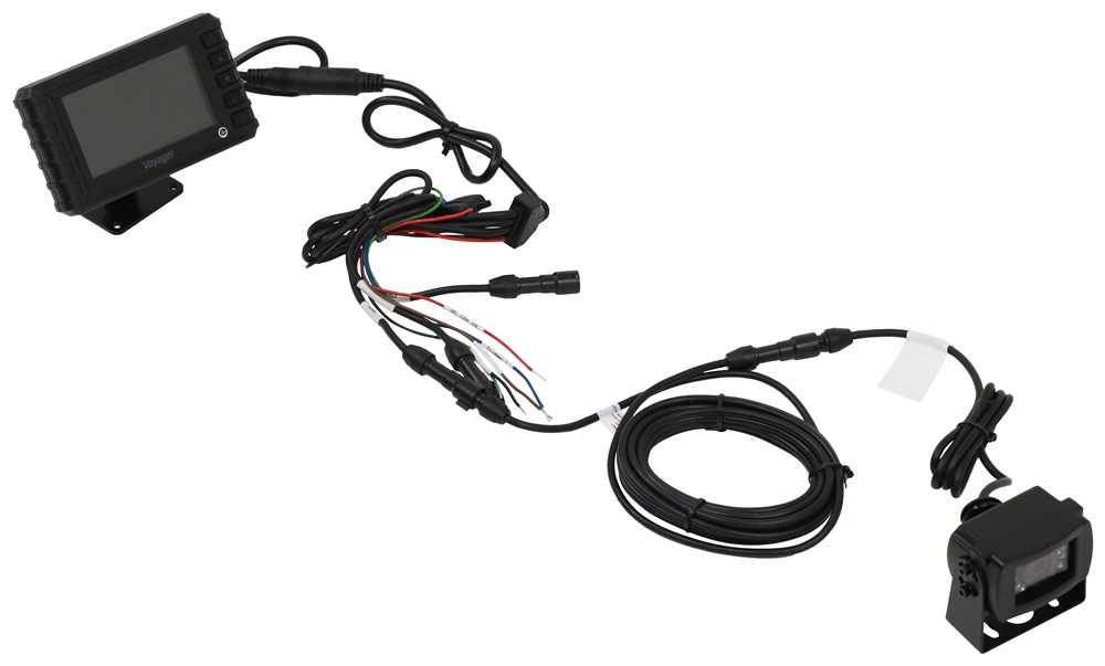 RV Camera System VOM43HDCL1B - Dashboard Mounting Bracket - Voyager