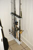 Viking Solutions Wall Mount Fishing Rod Rack - 12 Rods 12 Rods VS24FR