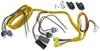 Vision X 9005 Halogen Headlight Bulbs with Relay Harness - Premium White - High Wattage - Qty 2 White VX-H9005-R