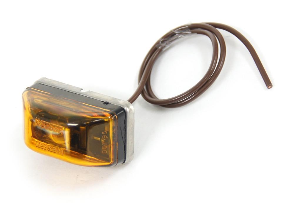 Trailer Lights W003238 - Incandescent Light - Wesbar