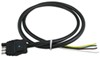 Wesbar 4-Pole Flat Connector w/ Jacketed Cable - Trailer End - 4' Long 0 - 5 Feet Long W787264