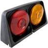 Replacement Wesbar Agriculture Light - Red/Amber - Passenger's Side Light Assembly W8260101