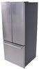 way interglobal rv refrigerators full fridge with freezer everchill refrigerator w/ drawer - 17 cu ft 12v stainless steel